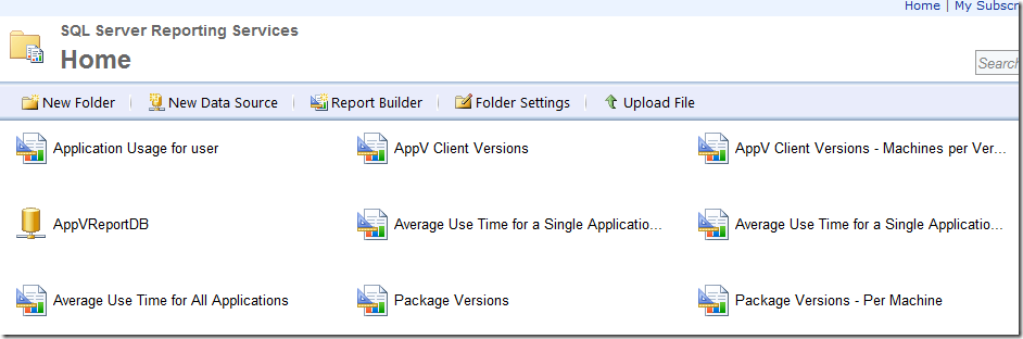 App-V 5 and your first SQL Server Report – The knack