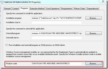 Windows Installer Source Management – The knack